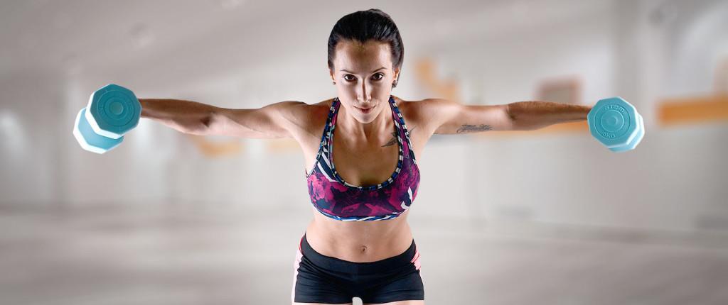 Что такое тренировка Dance Fitness?